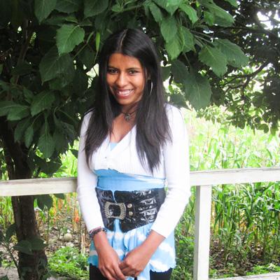 Sponsorship Profile: Zandra