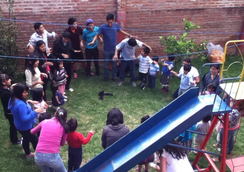 """Celebrating """"Día del Niño"""""""
